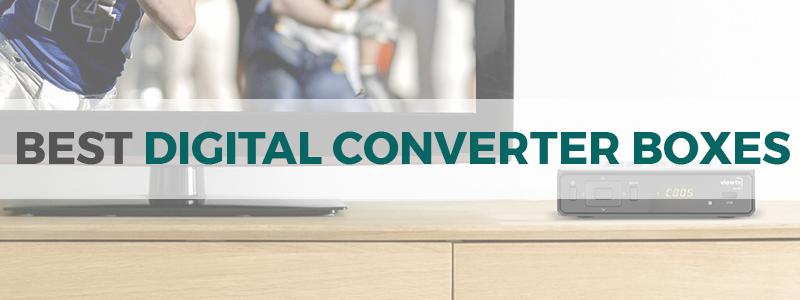 best digital converter boxes