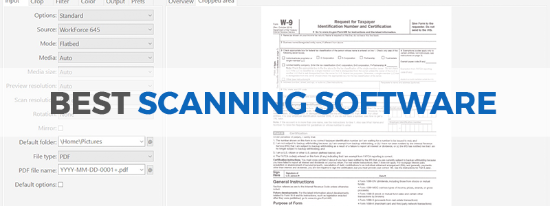 9 Best Scanning Software Solutions in 2019 - Free and Paid - The