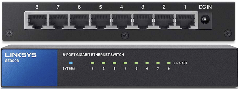 9 Best Ethernet Switches in 2019 - Gigabit Network Switches