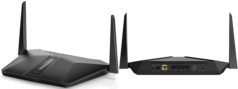 netgear nighthawk ax4 wifi 6 next-gen router ax3000