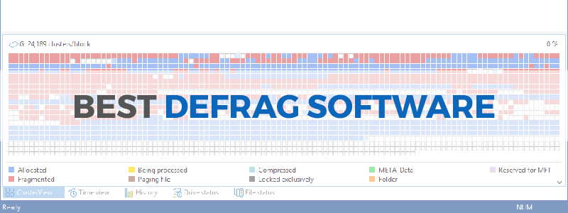 Best Defrag Software In 2021 Free And Paid The Tech Lounge