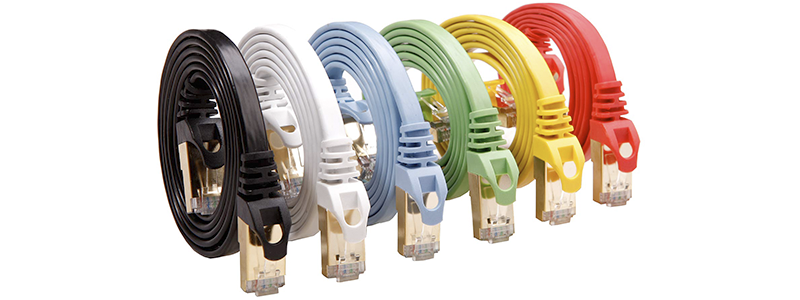 cablegeeker cat 7 shielded ethernet cable