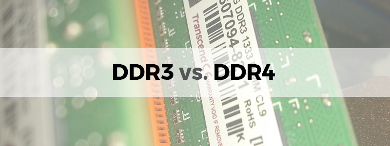 DDR3 vs  DDR4: Everything You Need to Know - The Tech Lounge