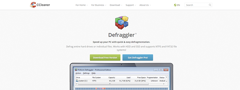 7 Best Defrag Software in 2019 - Free and Paid - The Tech Lounge
