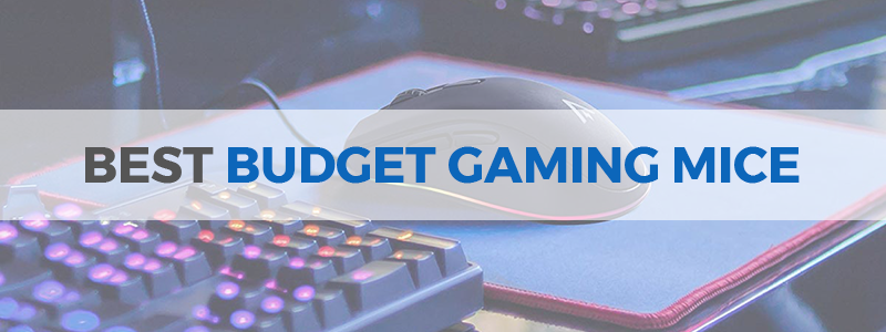best budget gaming mice