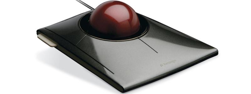 kensington slimblade trackball mouse k72327u