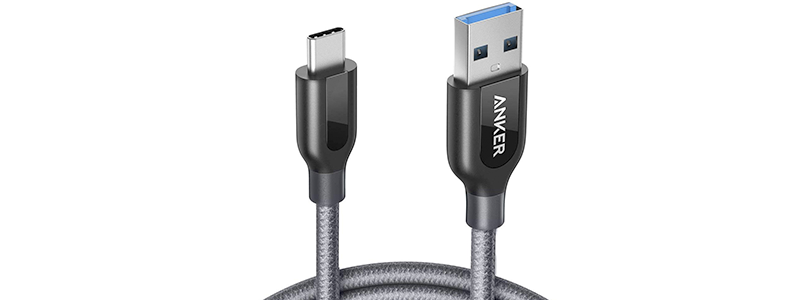 anker powerline plus usb c to usb 3 0 cable