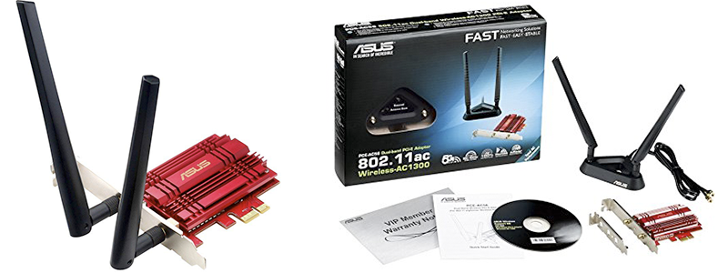 asus pce-ac56 pci wireless express adapter