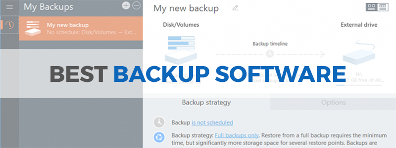 best backup software
