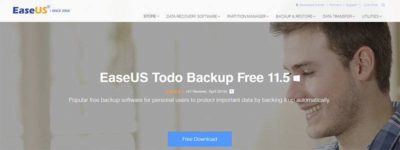 11 Best Backup Software in 2019 - Free and Paid - Windows
