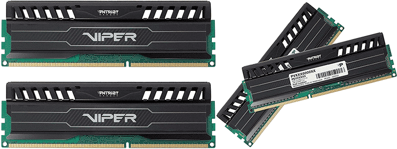 patriot viper iii ddr3