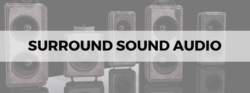 surround sound audio and its formats
