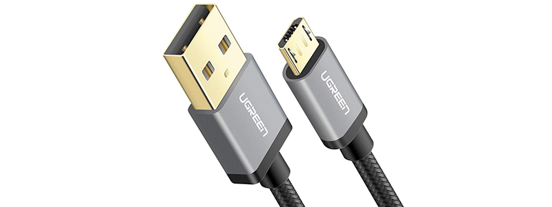 ugreen micro usb cable nylon braided