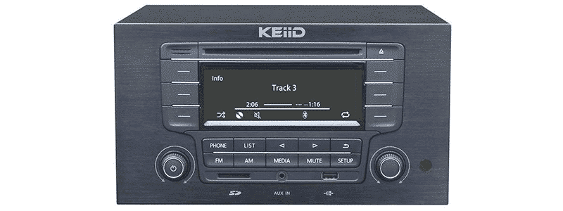 keiid cd player kd-vd01