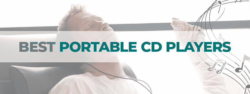 portable cd players for cars