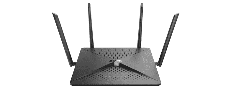 d-link exo wifi router ac2600 mu-mimo (dir-882-us)