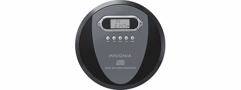 insignia ns-p4112 portable cd player
