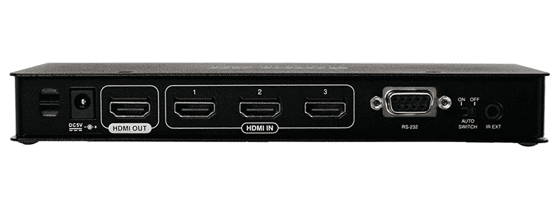 iogear 4k 4-port switcher ghsw8441