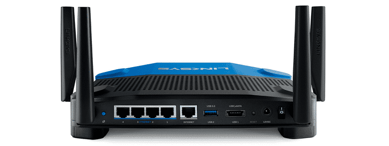 linksys wrt3200acm mu-mimo gigabit wi-fi router
