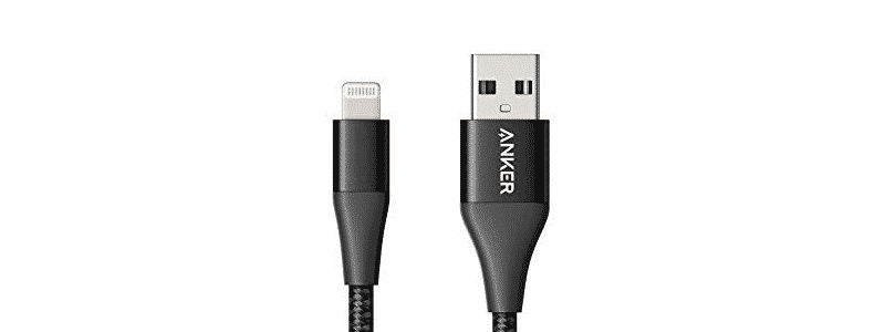 anker powerline+ ii lightning cable