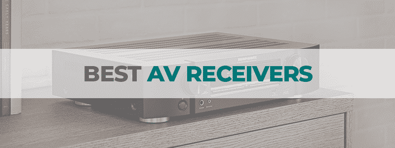 best av receivers