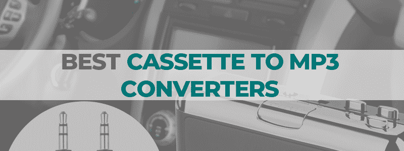 best cassette to mp3 converters