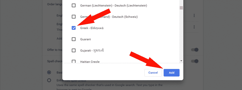 how to change language in chrome 07