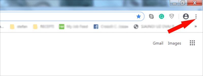 how to set homepage in google chrome 01 2
