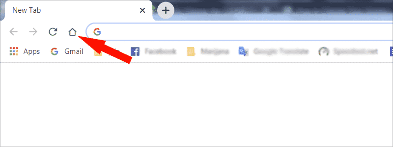 how to set homepage in google chrome 07 2