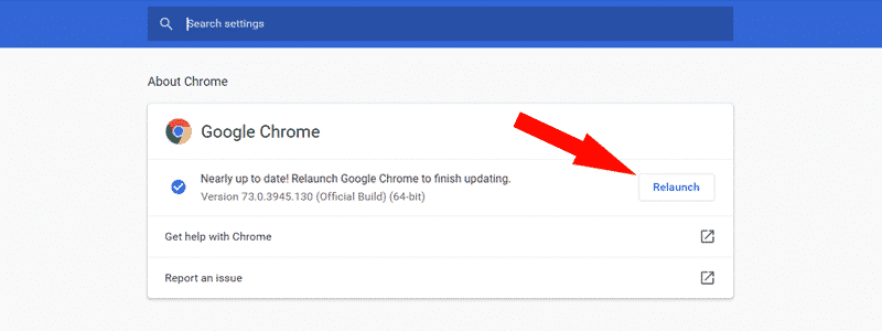 how to update chrome 05