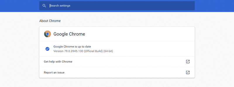 how to update chrome 06