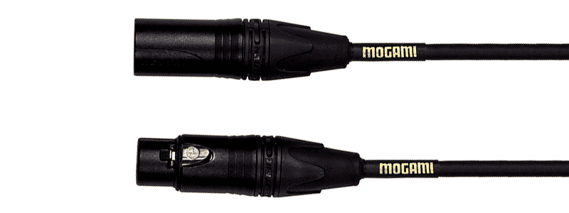mogami gold studio-15 xlr microphone cable
