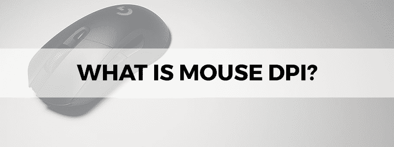 what is mouse dpi