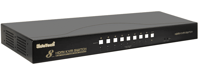 jidetech hdmi usb kvm switch 8 port