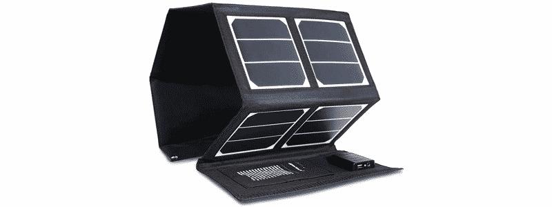 kingsolar solar charger 40w