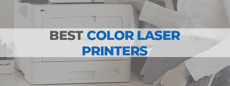the best color laser printers