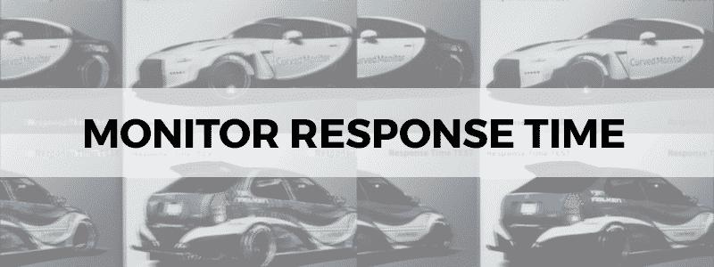 monitor response time
