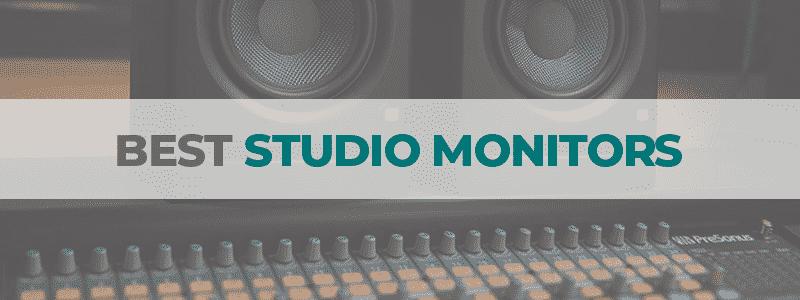 the best studio monitors