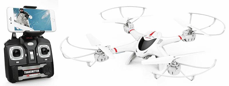 dbpower x400w fpv rc drone