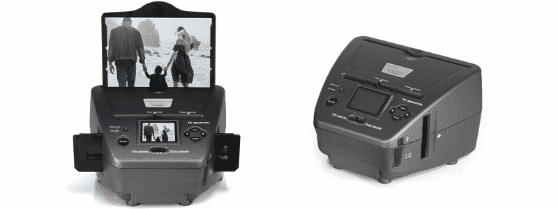 digitnow all-in-one high resolution 16mp film scanner