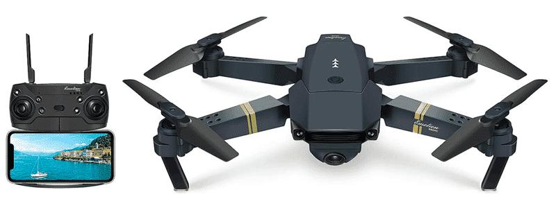 eachine e58 wifi fpv quadcopter