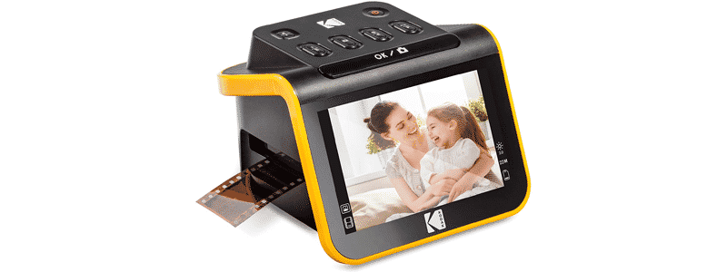 kodak slide n scan film and slide scanner
