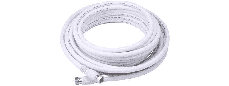 monoprice rg6 quad shield cl2 coaxial cable