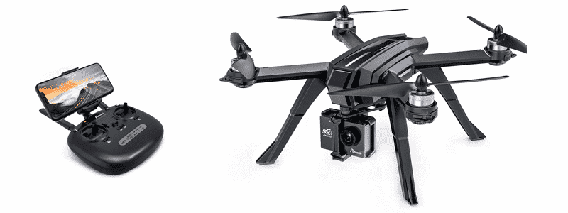 potensic d85 fpv gps drone