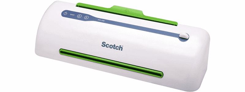 scotch brand pro thermal laminator tl906