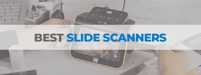 the best slide scanners