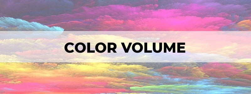 color volume