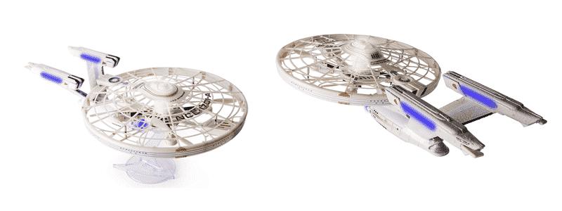 air hogs star trek u.s.s enterprise ncc-1701-a