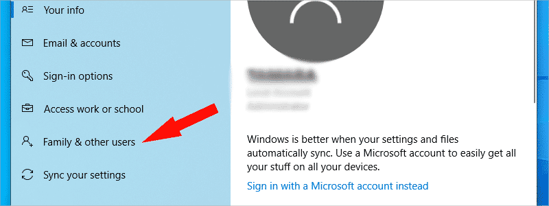 how to change administrator on windows 10 e