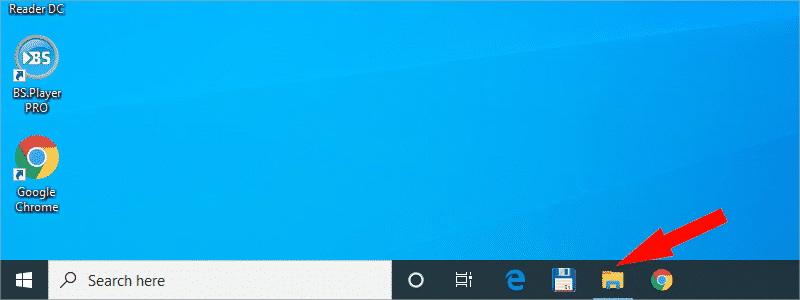 how to show hidden files in windows 10 a